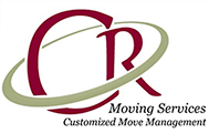 CR Moving Services logo